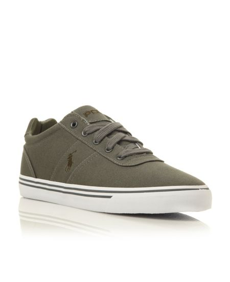 Polo Ralph Lauren Hanford-ne-vulcanised canvas sneaker