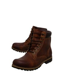 74134 heavy plain toe boot