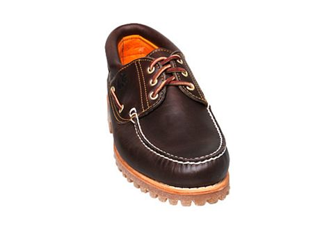 Timberland Cleated boat shoe