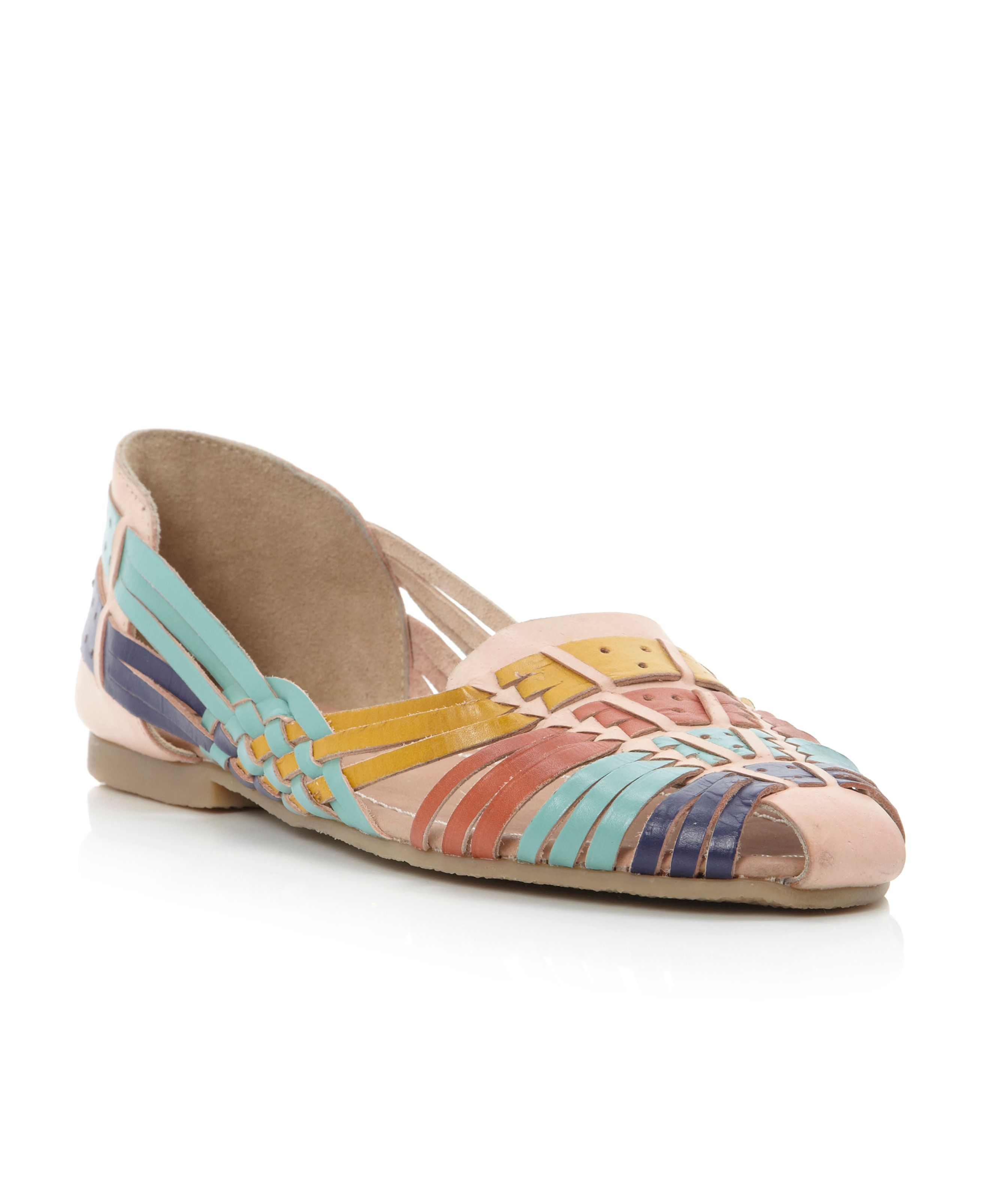 Moiran summer ballerina shoes
