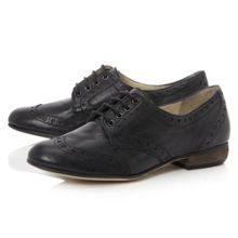 Linfords simple lace up brogue shoes