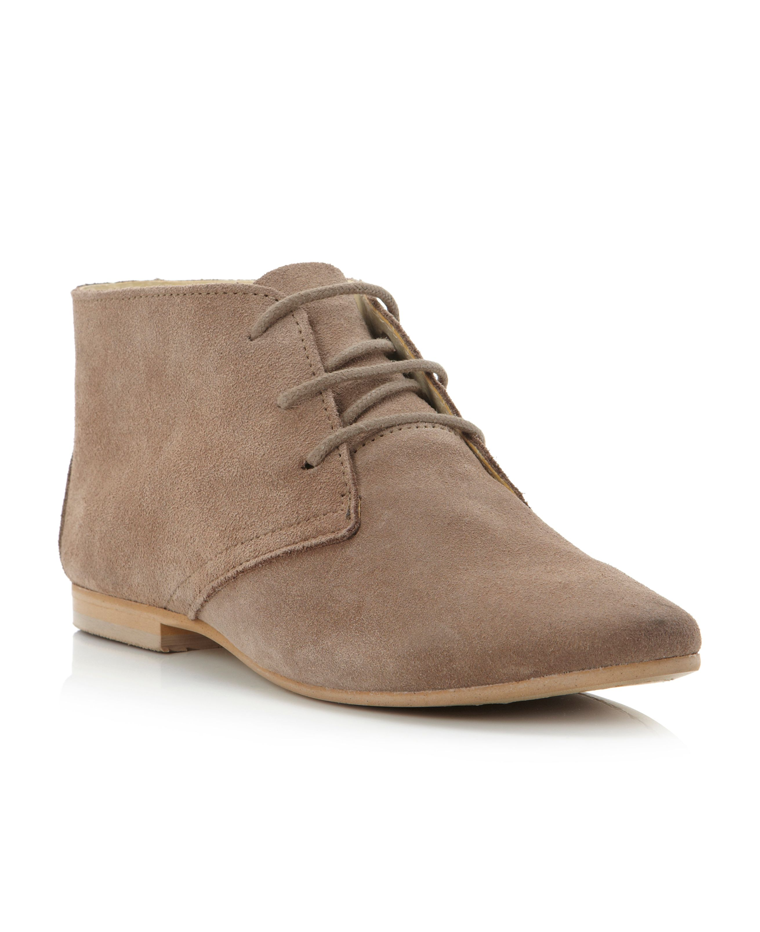 Ladie simple dessert boots