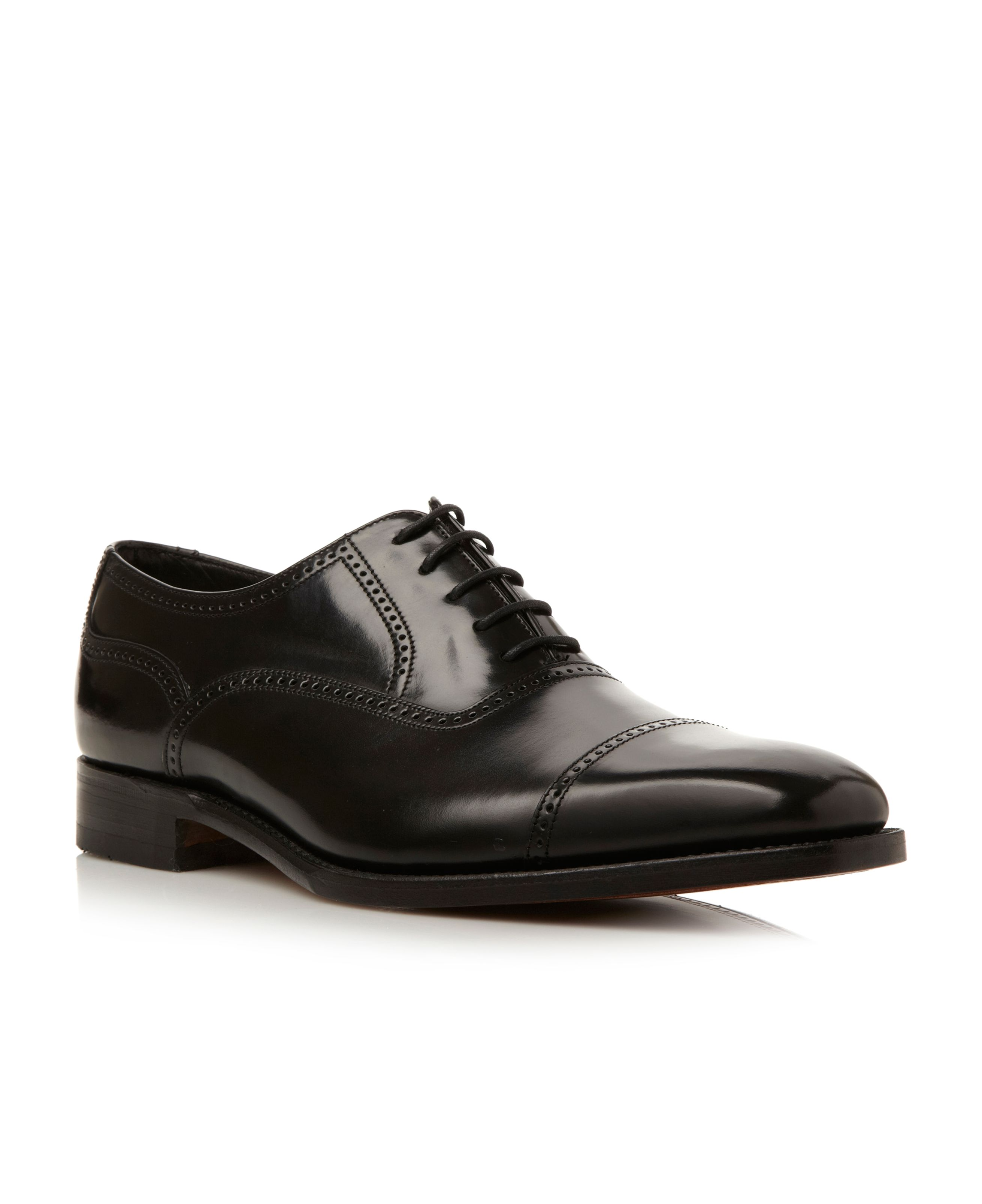 Grant formal leather shoes