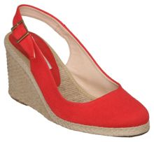 imperia simple slingback espadril