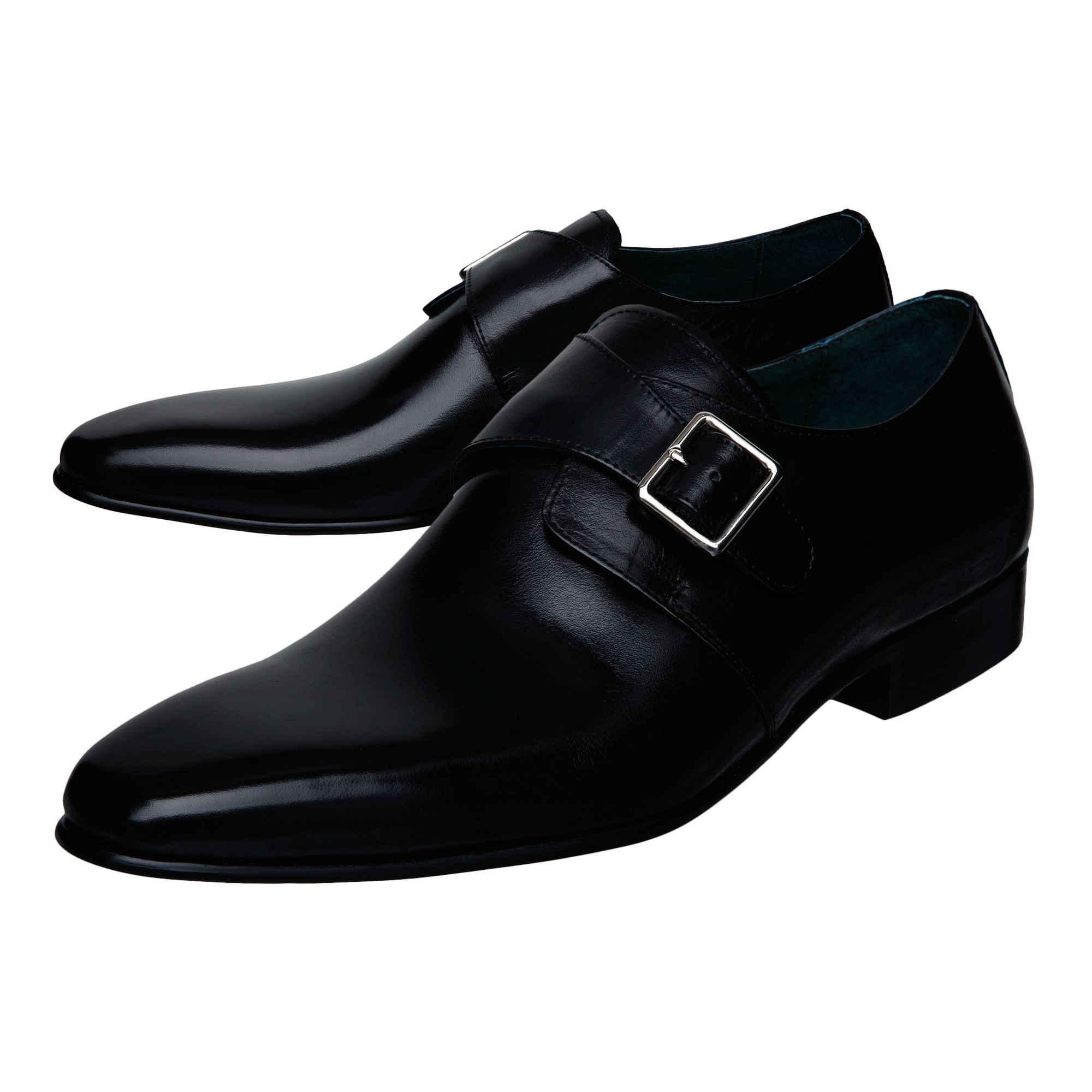 Abbott monk shoes