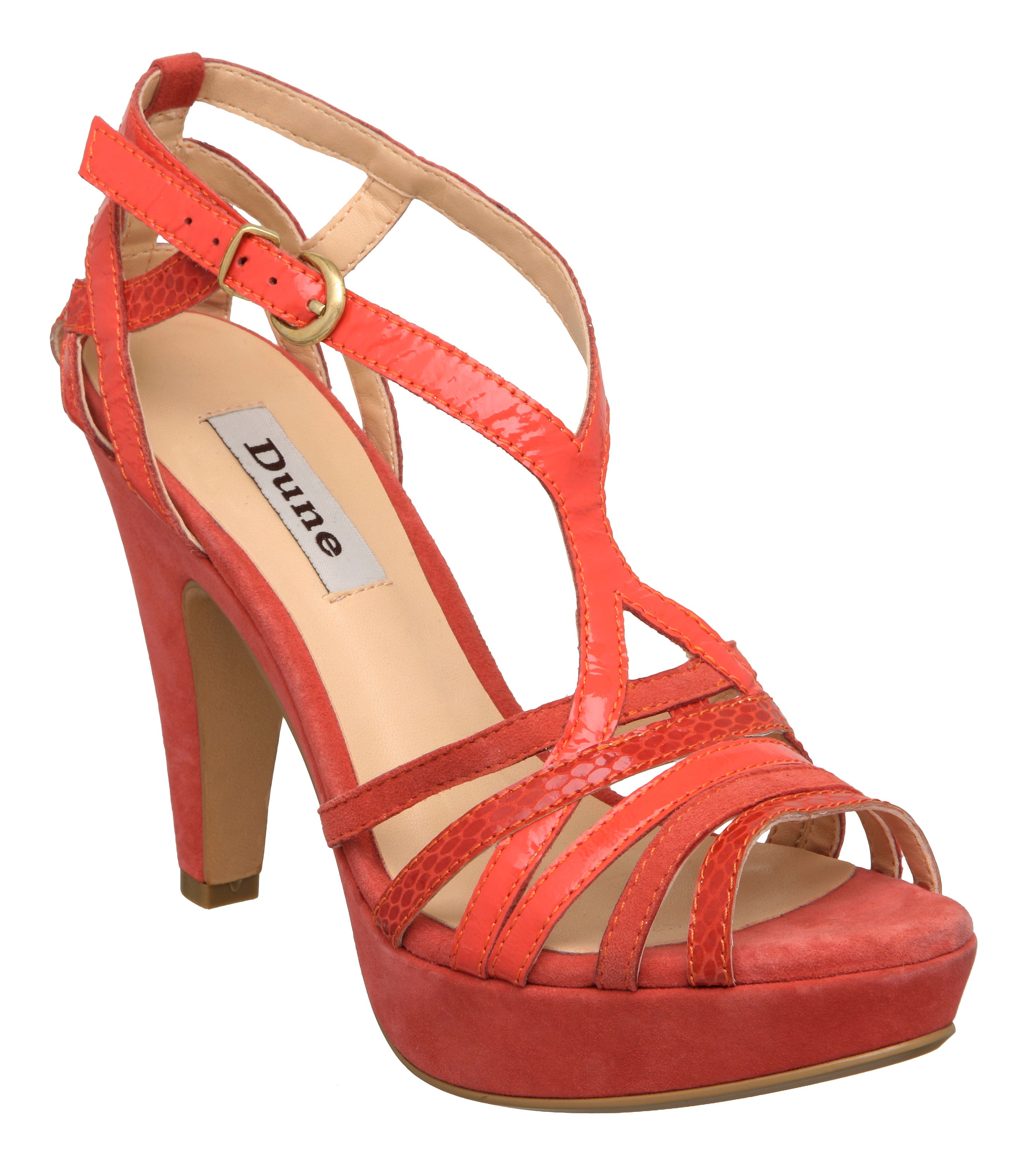 Foley D Caged Platfrom Sandal
