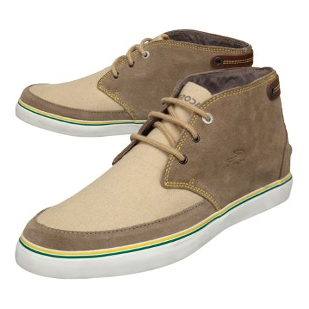 Lacoste Clavel Ap 2 high top trainers