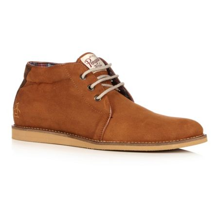 Original Penguin Lawer casual boots