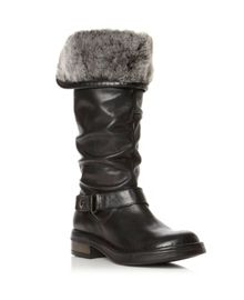 Reading Faux Fur Lined Calf Boots