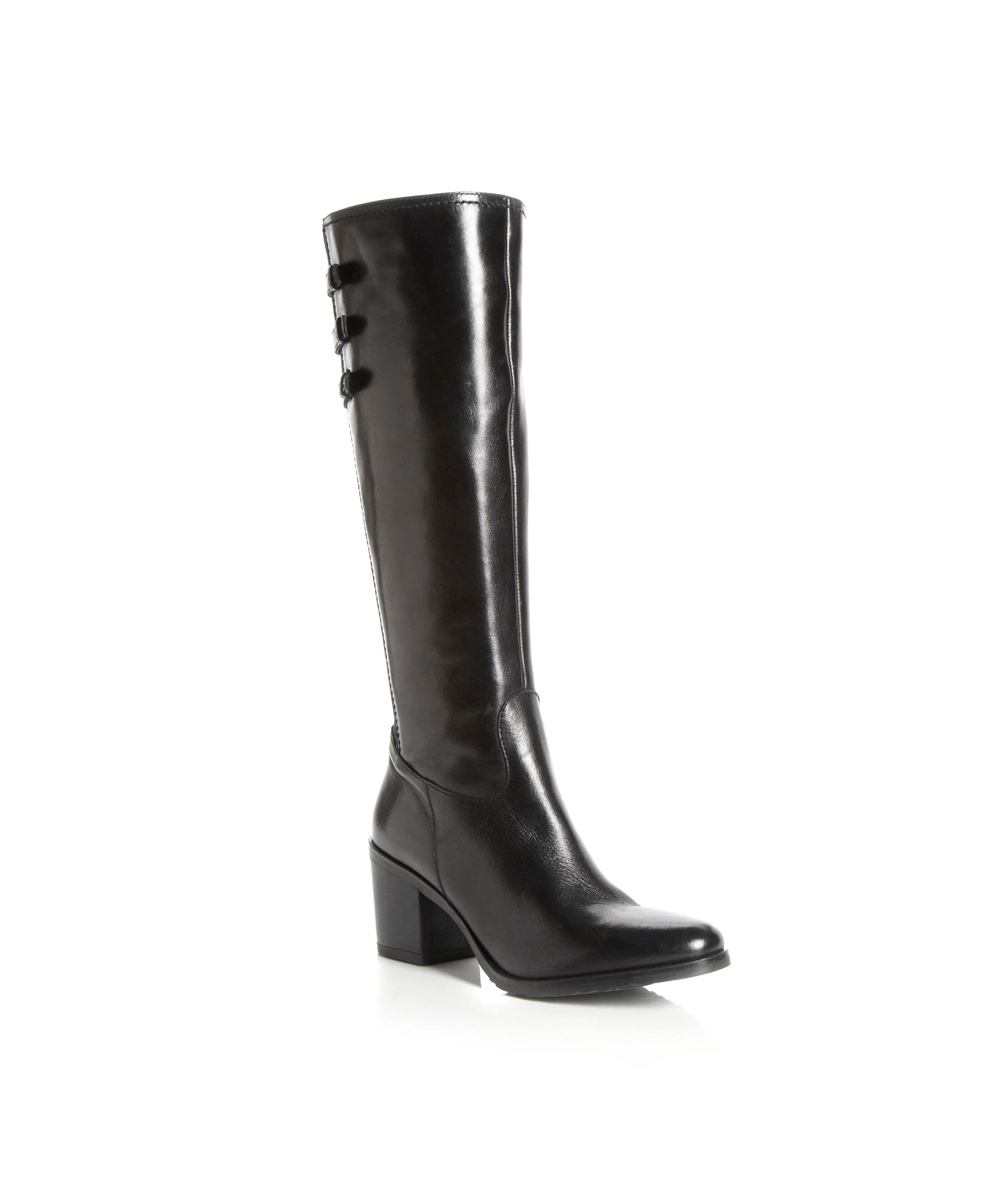 Toulouse High Boot