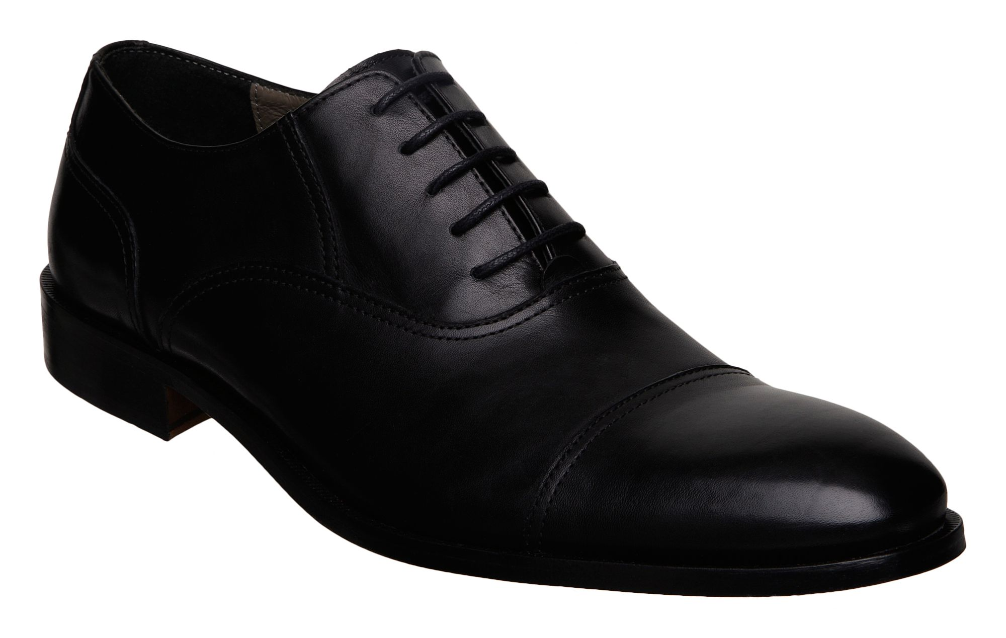 Pied A Terre Advocate Formal Shoes, Black