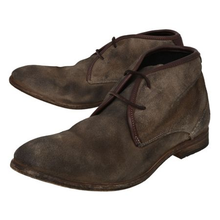 Hudson Crowe casual boots