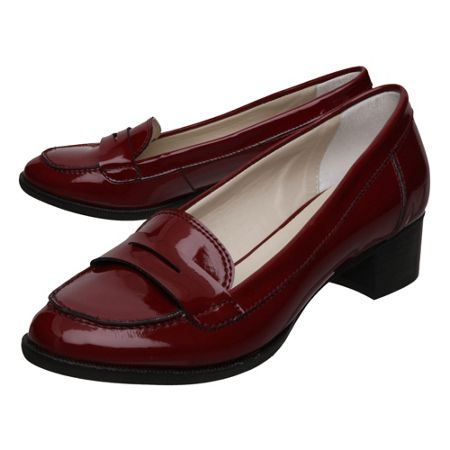 Episode Laddy Tailored Penny Loafer Shoes