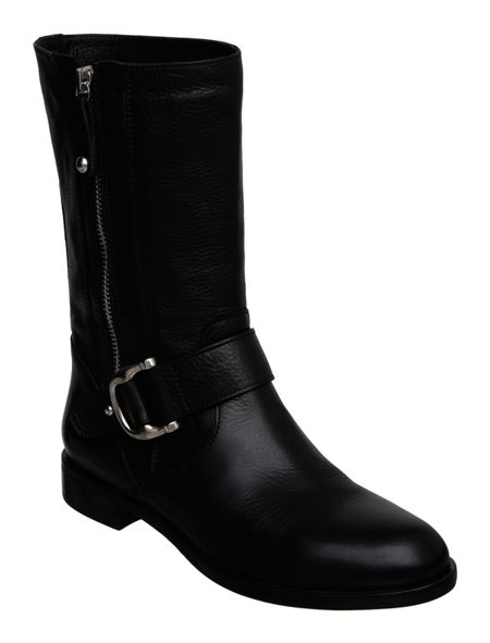 Pied a Terre Okelly Pull On Biker Boots