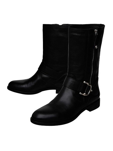 Pied A Terre Okelly Pull On Biker Boots House Of Fraser