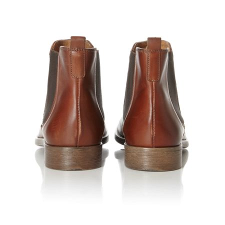 Dune Paddys Leather Chelsea Boot