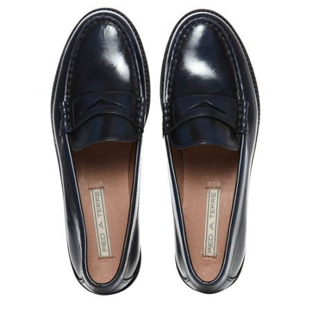 Pied a Terre Gibbran Traditional Loafer Shoes