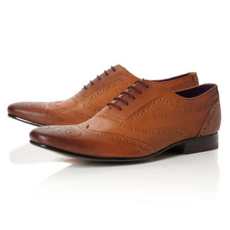 Ted Baker Cirek formal oxford brogues
