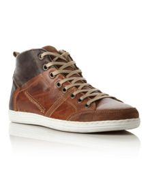 Sacremento vulcanised suede shoes