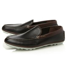 Holger stitch penny driver shoes