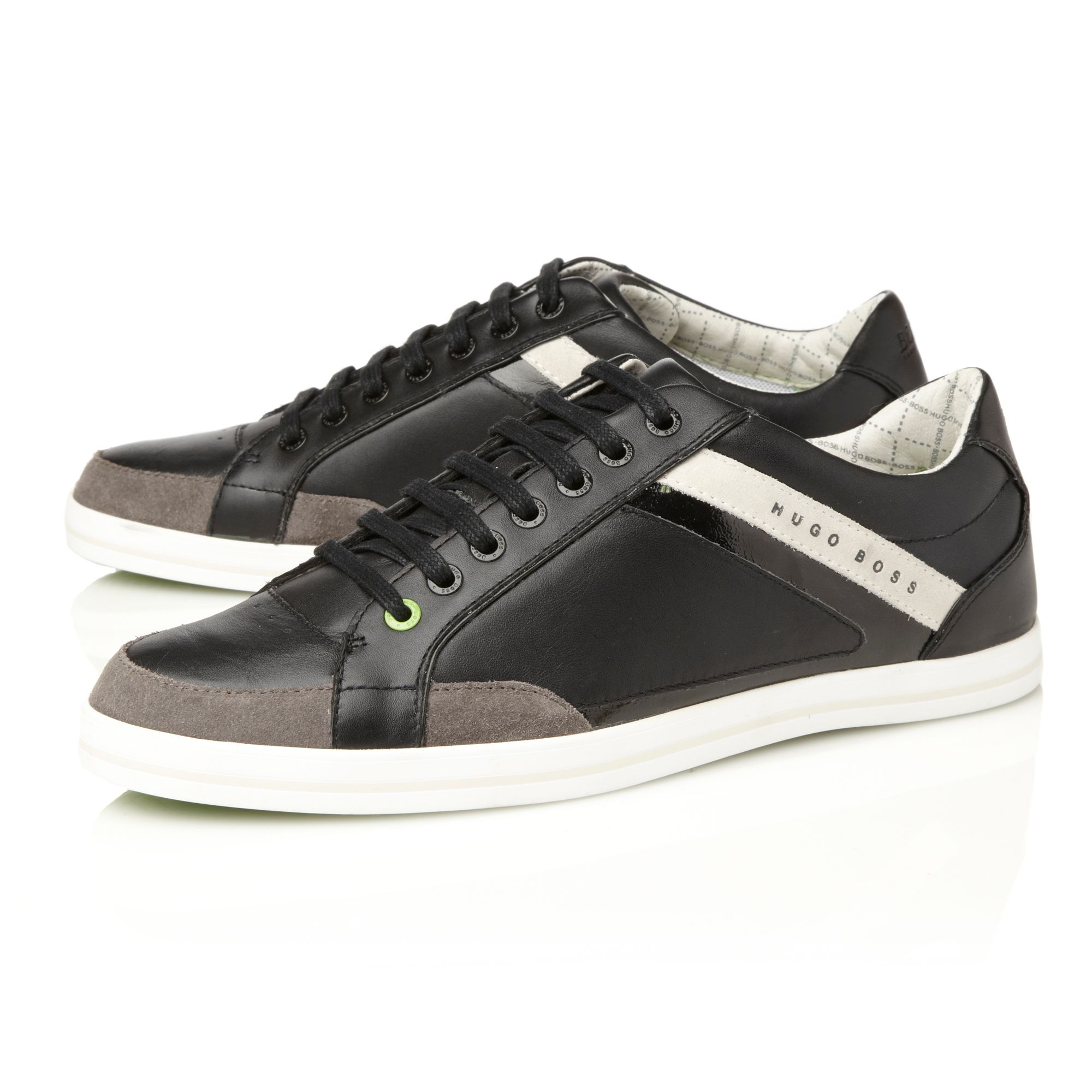 Apache Network side stripe trainers
