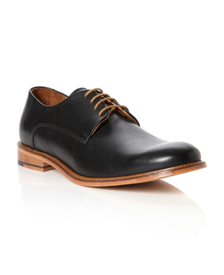 Ted Baker Irron classic leather lace up derby shoes