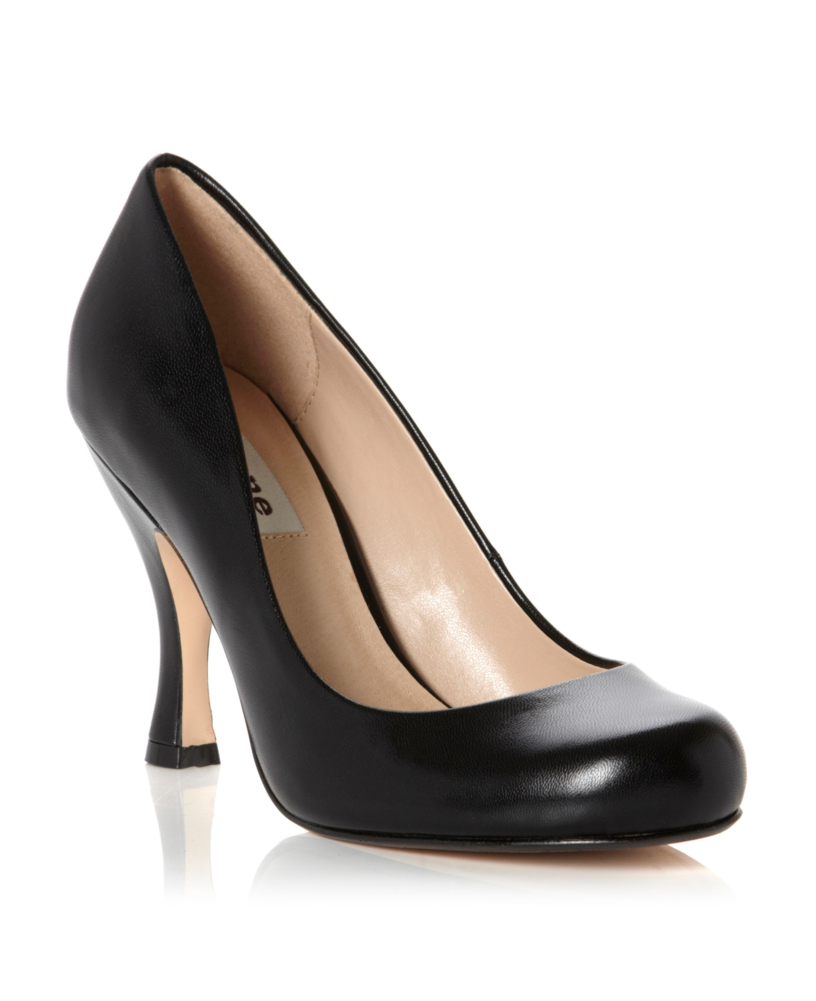Admire Round Toe Court Shoes