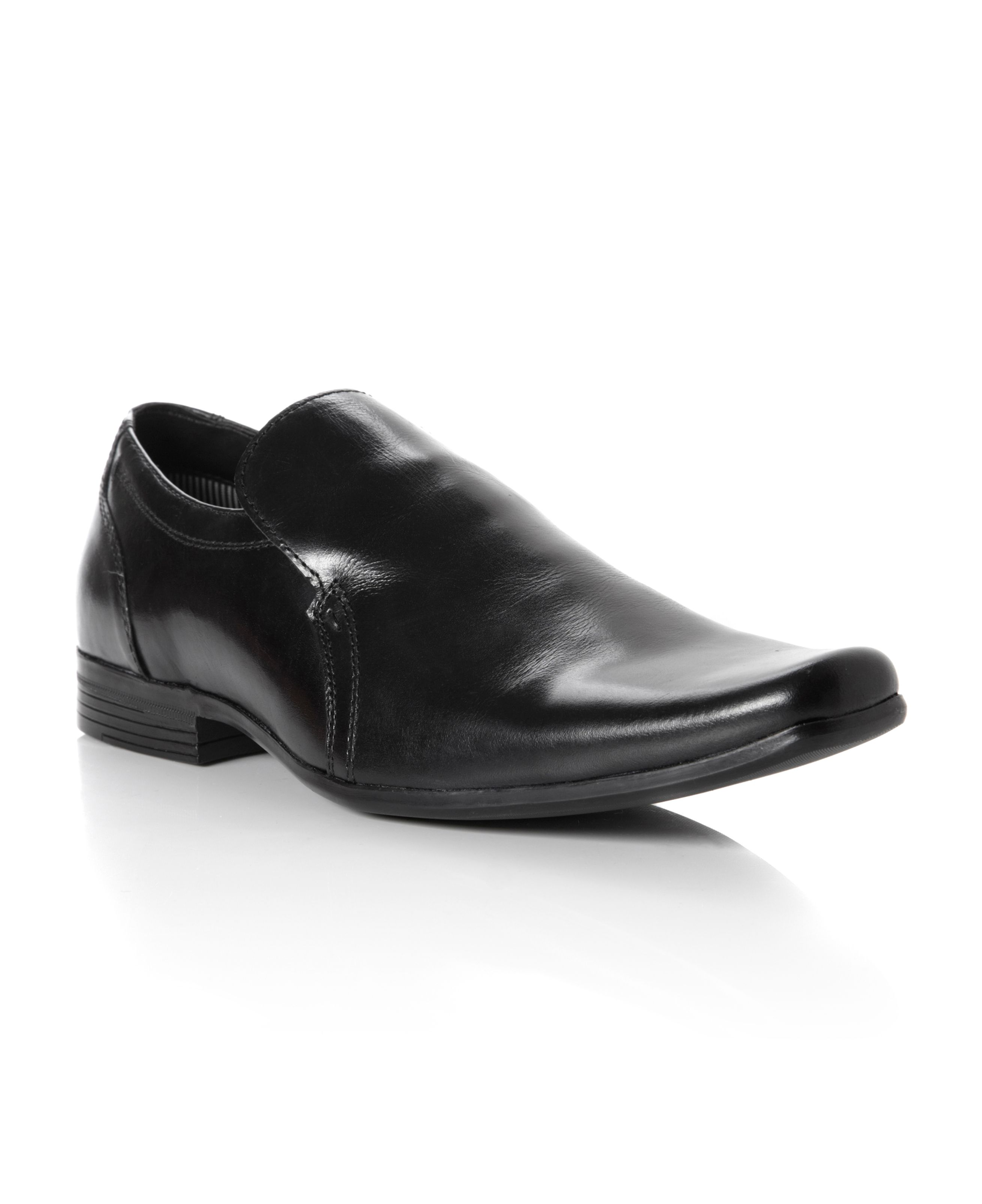 Acer square toe loafers
