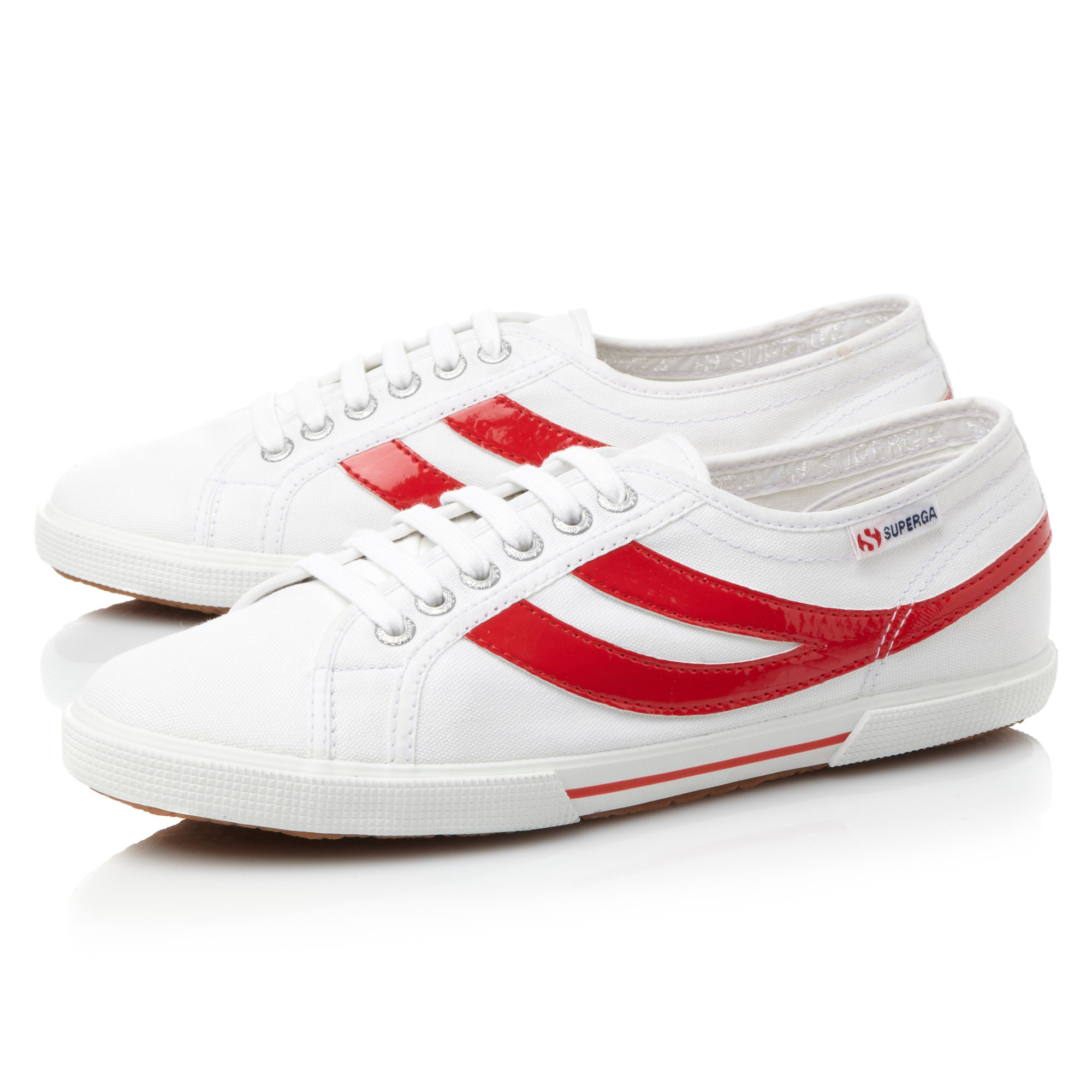 2951 retro runner plimsoll