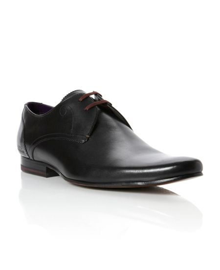 Ted Baker Patrii soft point derby lace up shoes