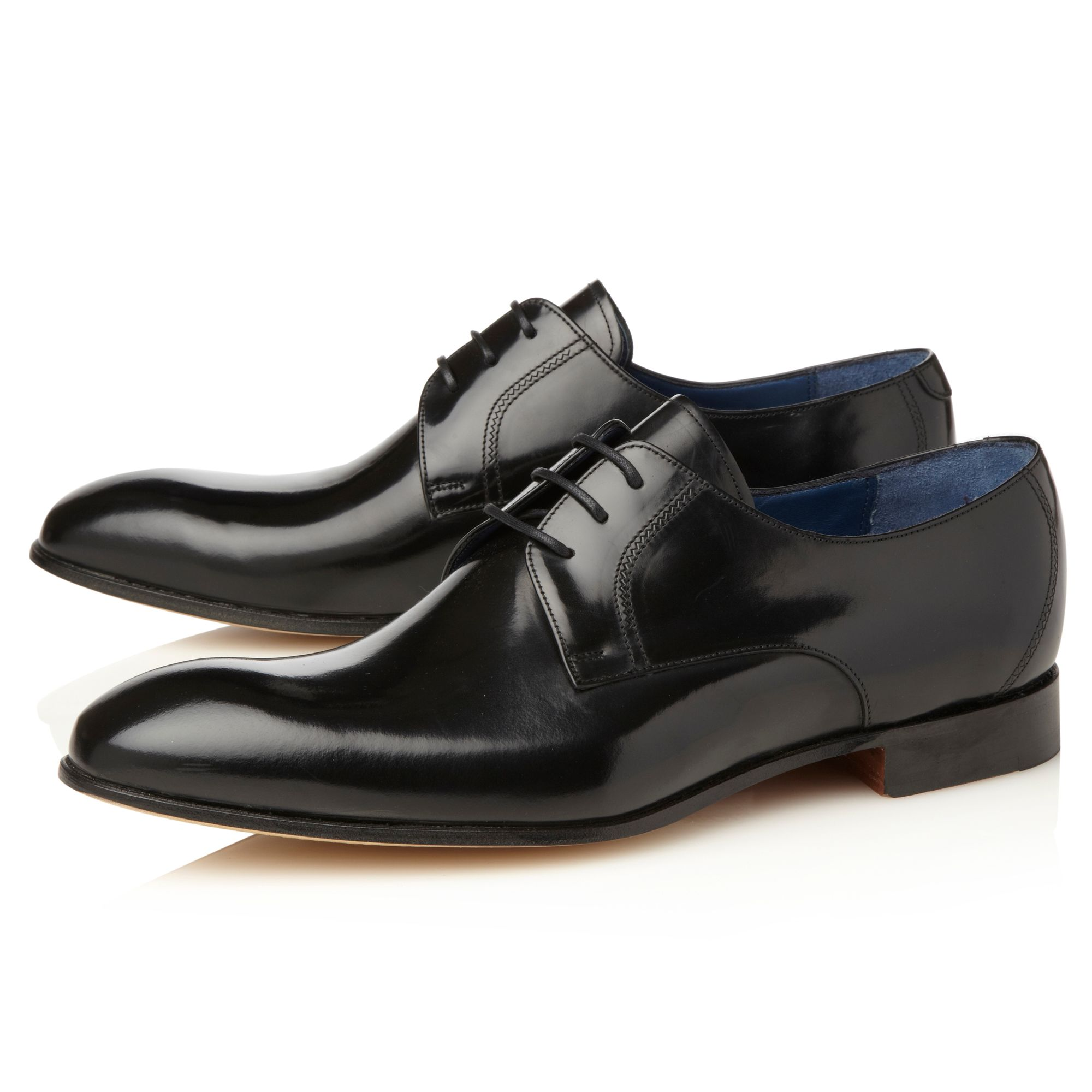 Rutherford hi shine formal shoes