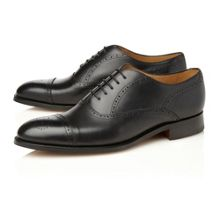 Barker Newcastle Toe-cap Detail Oxford Brogues