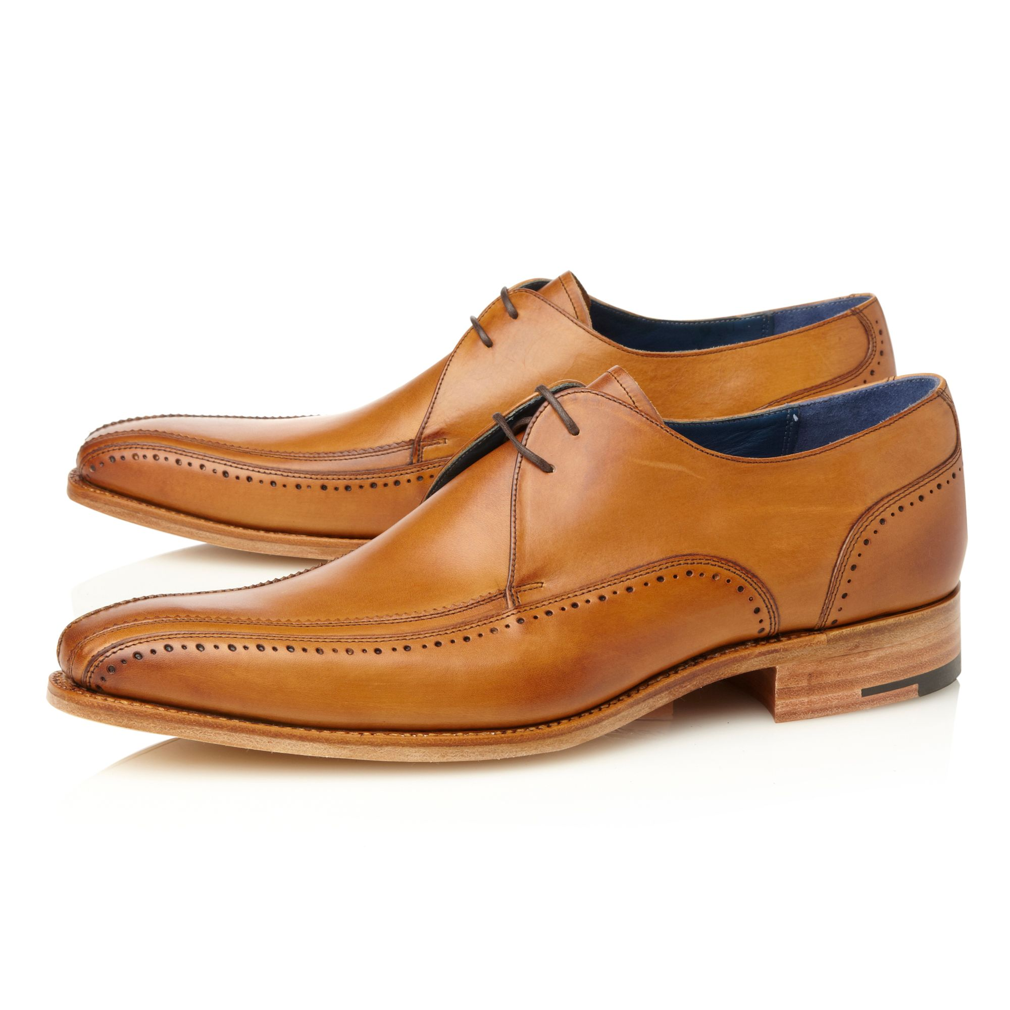 Kerly tramline formal shoes