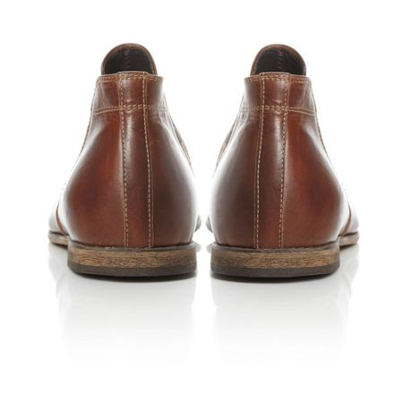 Dune Checked Chelsea Boot