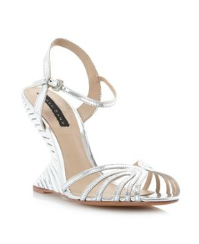 Dune Wedge Sandal