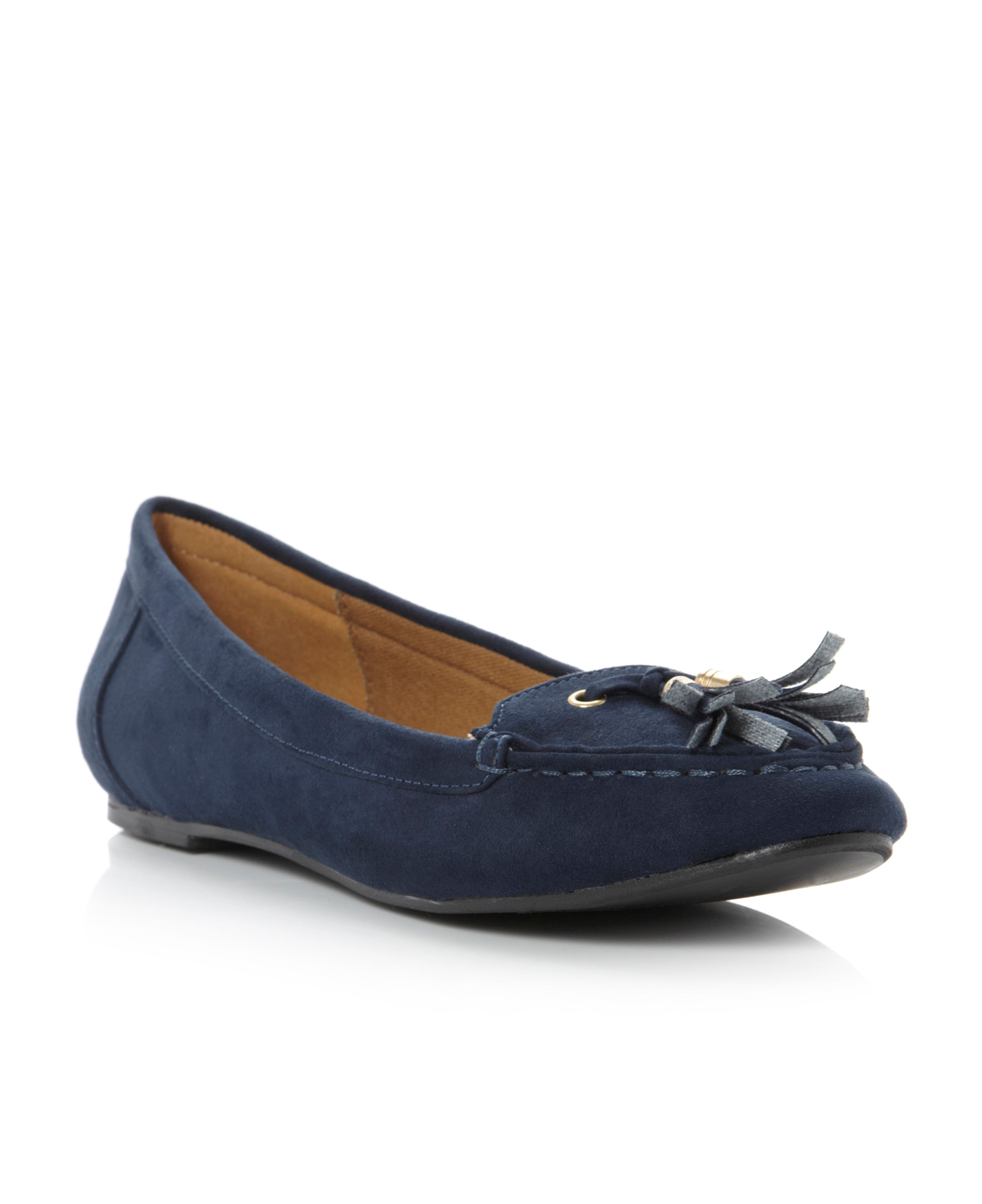 Larnaca tassle front loafer shoes