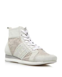 Princip High Top Lace Up Shoes