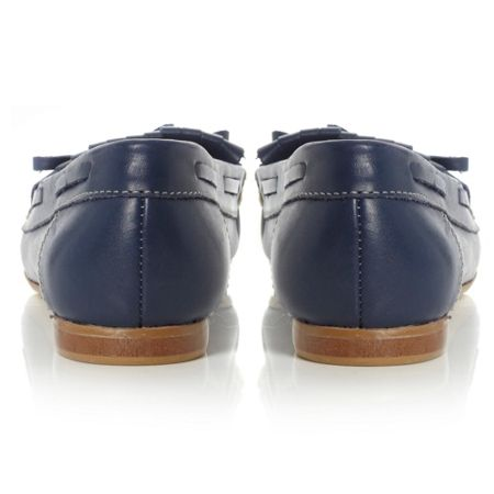 Bertie Lorento traditional moccasin shoes
