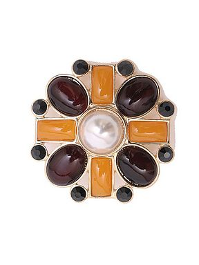 Regal Panel Collection Brooch