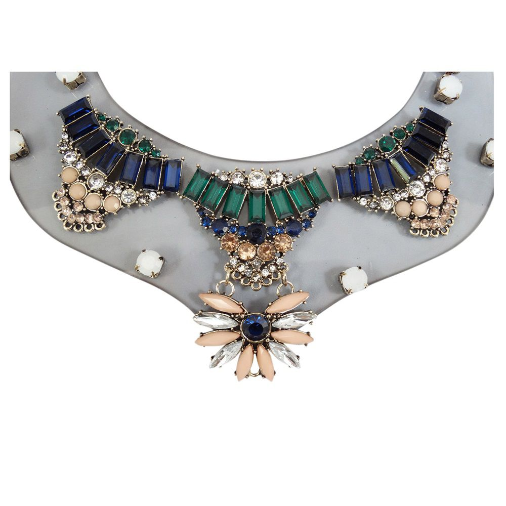 Tia statement necklace