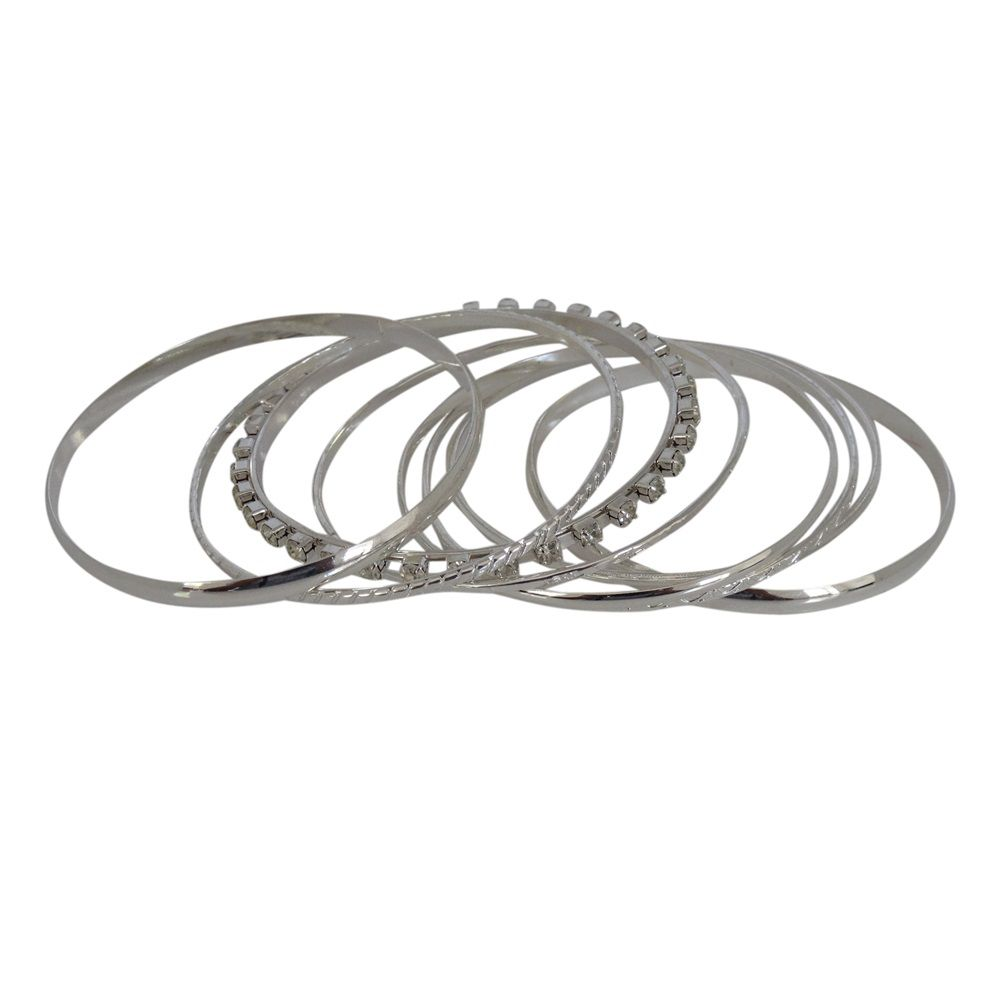 Antonella stacking bangles