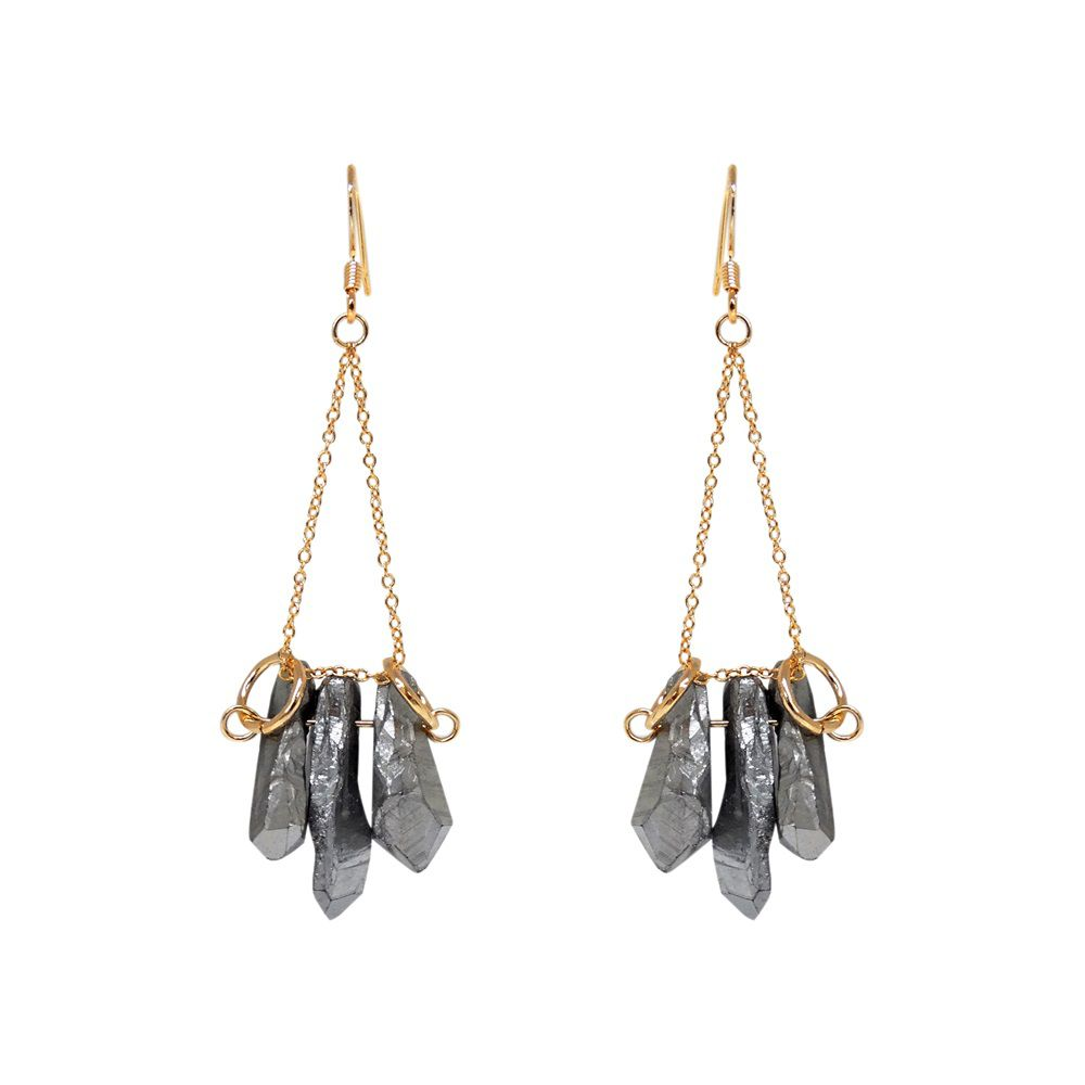 Parvin earrings