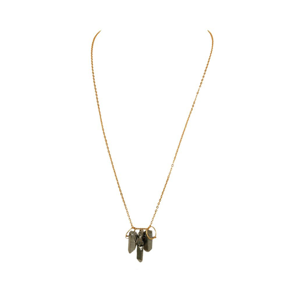 Parvin necklace