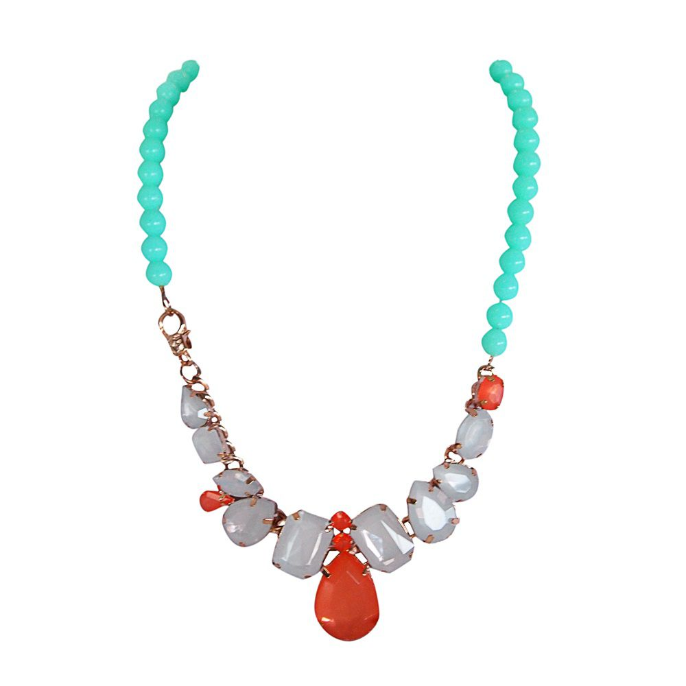 Saara short necklace