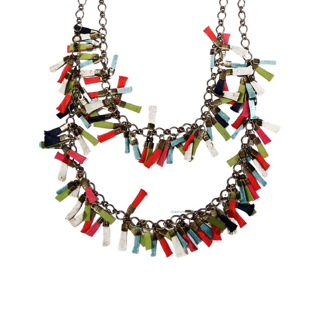 Eadie long necklace
