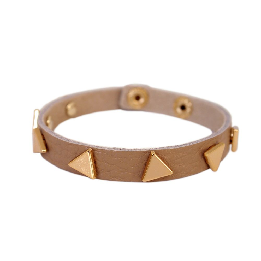 Emma leather bracelet