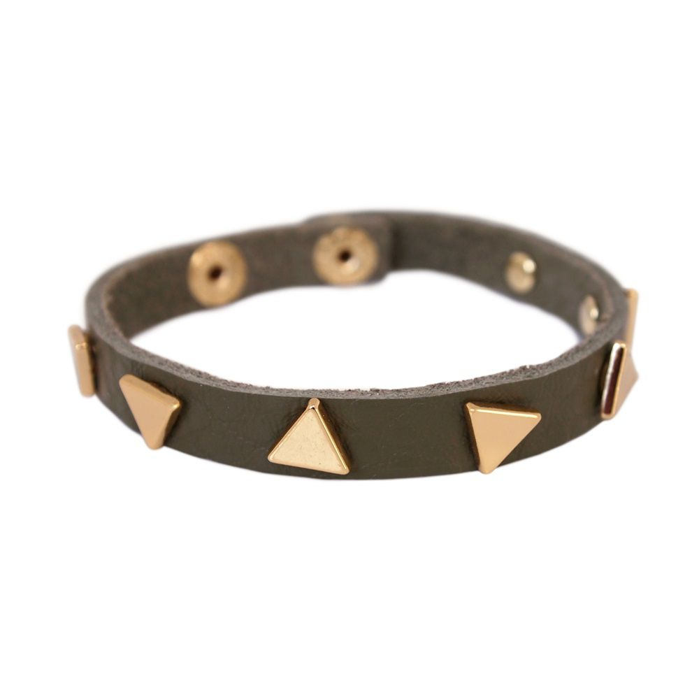Amy leather bracelet
