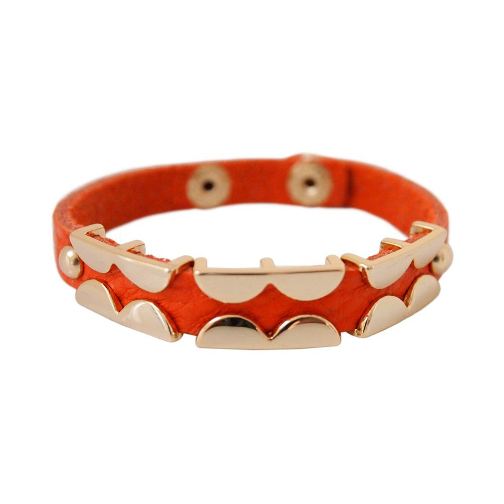 Samantha leather bracelet