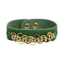 Myra leather bracelet