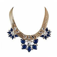 Teresia statement necklace